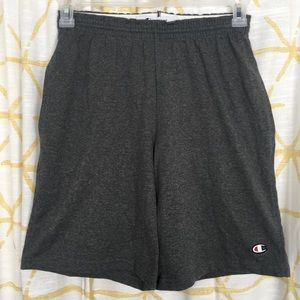 CHAMPION Patch Logo Shorts